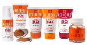 bea Skin Clinic - Heliocare products