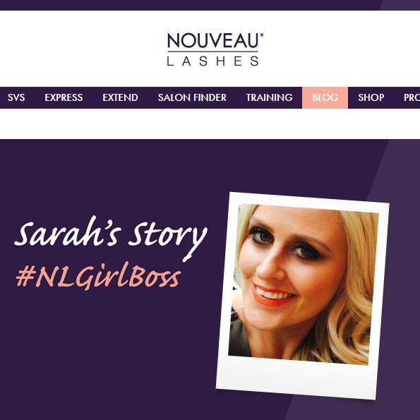 celebrity skincare secrets Nouveau Lashes