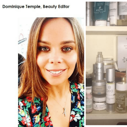 What do the GLAMOUR Beauty team have on their bathroom #Shelfie?