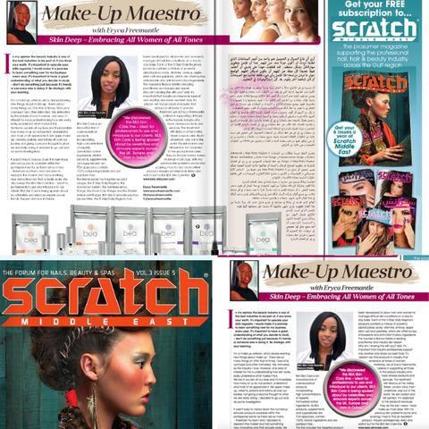 beaSkinClinic Press&Media ScratchMEMagazine