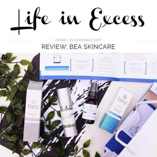 Review: Bea Skincare