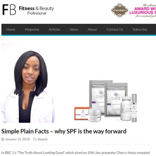 Simple Plain Facts – why SPF is the way forward