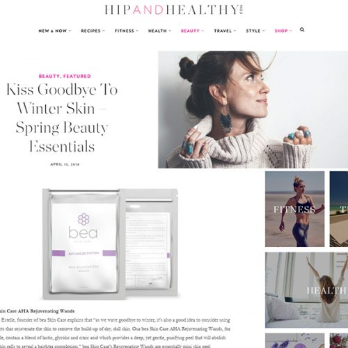 Kiss Goodbye To Winter Skin – Spring Beauty Essentials