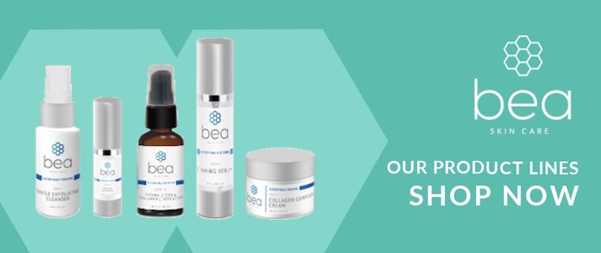 bea Skin Clinic - shop our product lines